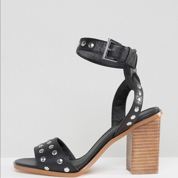 5ea7e9c317d NIB Block Heel Sandal Wide Fit Boutique